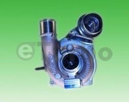 Turbo pro Dacia Logan 1.5 dCi,r.v.04-,50KW, 54359880016