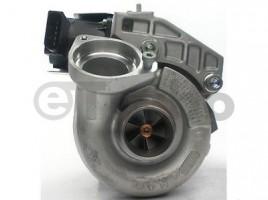 Turbo pro BMW 118 d (E87),r.v. 05-07,90KW, 49135-05761