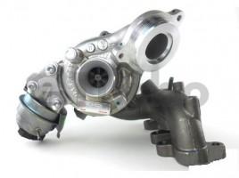 Turbo pro Škoda Fabia 1.2 TDI, r.v. 10-, 55KW, 789016-5002