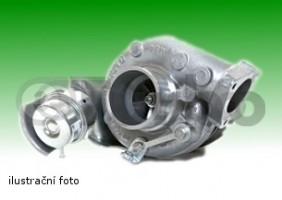Turbo pro Citroen Xsara 1.9 TD, r.v.97-98,66kw, 454027-5002