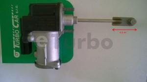 Nový elektrický regulační ventil Škoda,VW 03F145725G - 3,8 cm