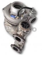 Turbo nové DAF XF105 13879880063 TITAN kolo,alobal