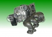!REPAS!  Turbo pro Ford Mondeo 2.0 TDCi ,r.v. 03-,96KW, 728680-9015