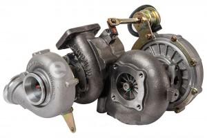 Bi-Turbo pro MAN 10009880050