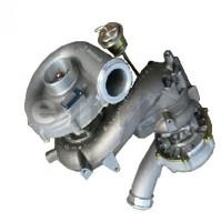 Turbo nové pro MAN - Bi-turbo 10009880041