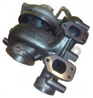 Turbo nové pro Daf - 13879880066 (Titan kolo)