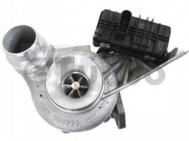 Turbo nové pro BMW - 49335-00585