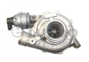 Turbo nové pro Jumper/Ducato - 796122-5007
