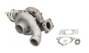 Original REMAN Garrett Honeywell - Repasované turbo přímo od Garrettu 454135-9010