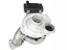 Turbo pro Mercedes M-Klasse 320 3.0 CDi ,r.v. 05-09 ,165KW, 765155-5007