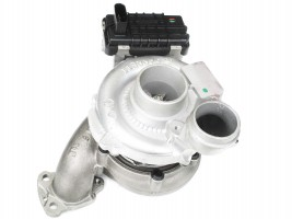Turbo pro Jeep Cherokee 3.0 CRD ,r.v. 05-,160/165KW, 765155-5007