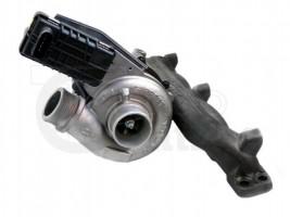 Turbo pro Volvo S40 II 2.4 D5 ,r.v. 06-,132KW, 762060-5016