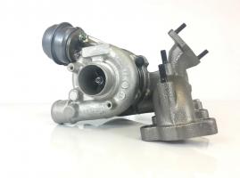 Turbo pro Volkswagen Bora 1.9 TDI ,r.v. 97-01,85KW, 713672-5006