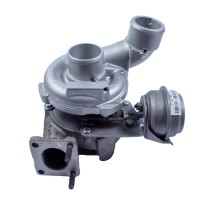 Turbo pro Fiat Multipla 1.9 JTD ,r.v. 00-,81/84.5KW, 712766-5002