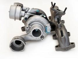 Turbo nové pro Volkswagen Sharan 2.0 TDI, 103kw - 54399880060