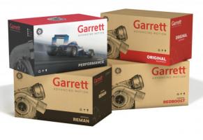 Turbo nové pro MAN TGX, TGA - Garrett 802718-5016