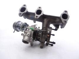 Turbo !REPAS! pro Škoda Fabia 1.4 TDI,r.v. 03-08,51KW, 733783-5008